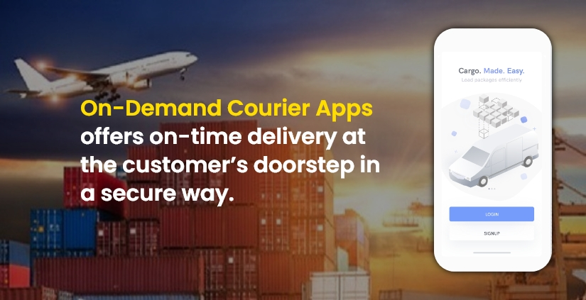 Courier and Logistics