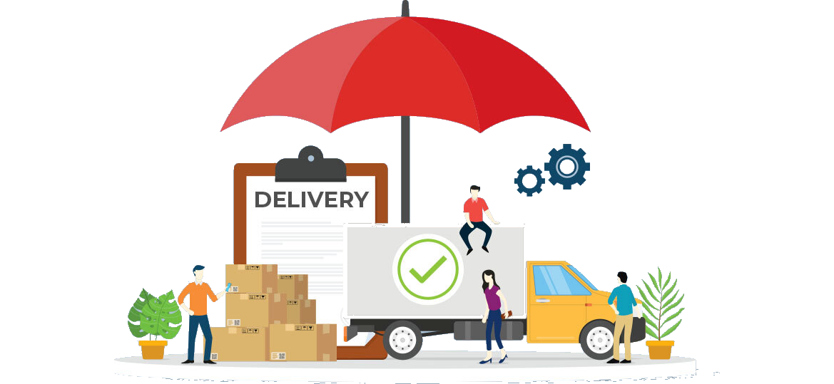 Last-mile delivery management app