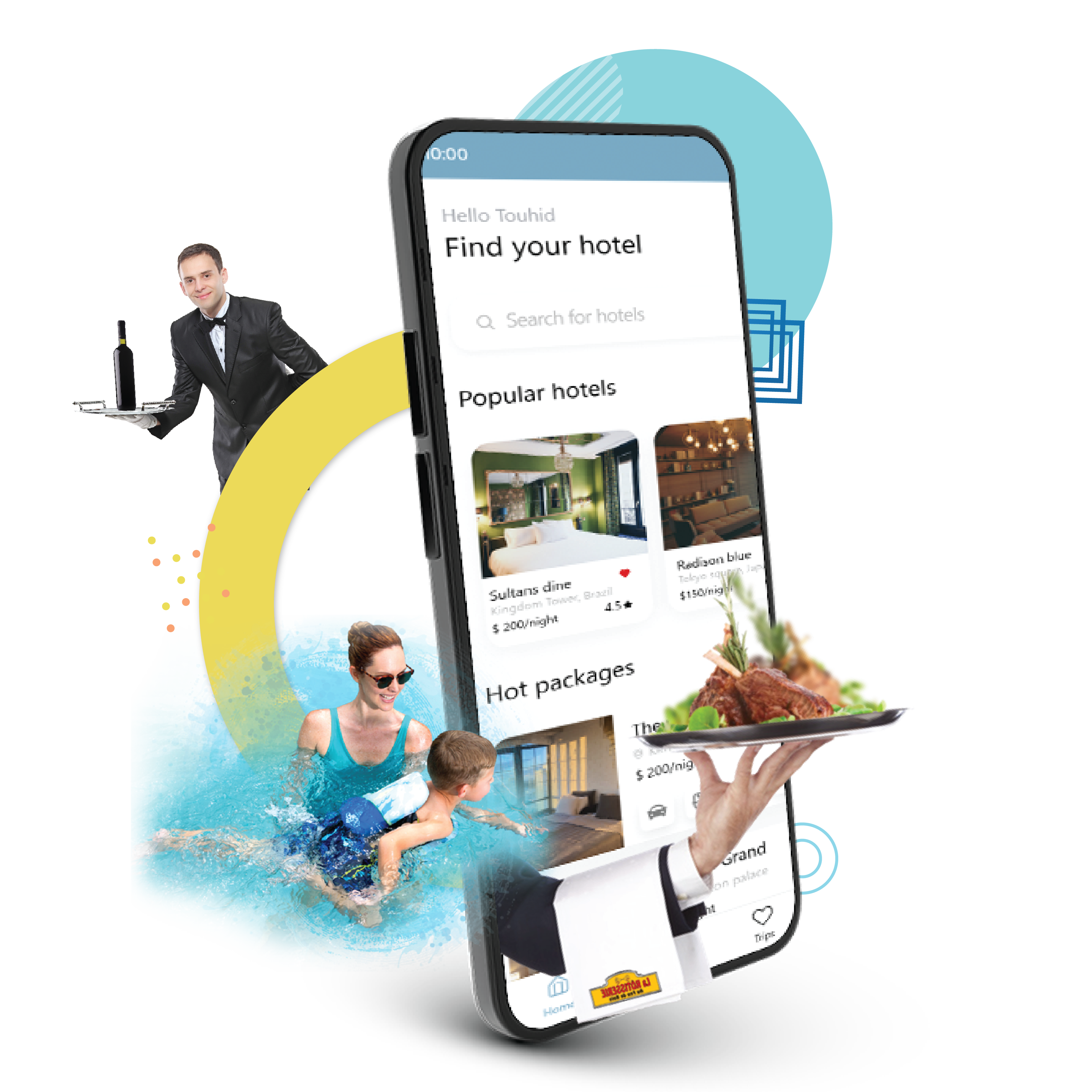 Entice Your Customers with Excellent Hospitality App