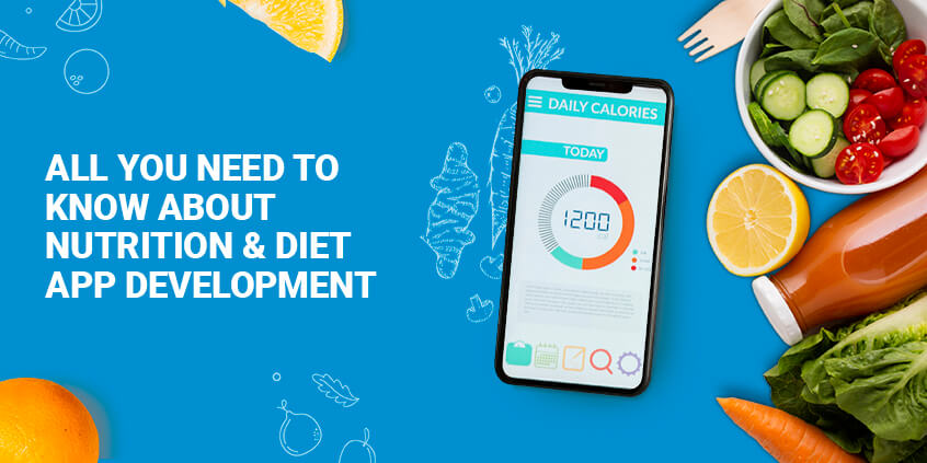 Nutrition and Diet App Development