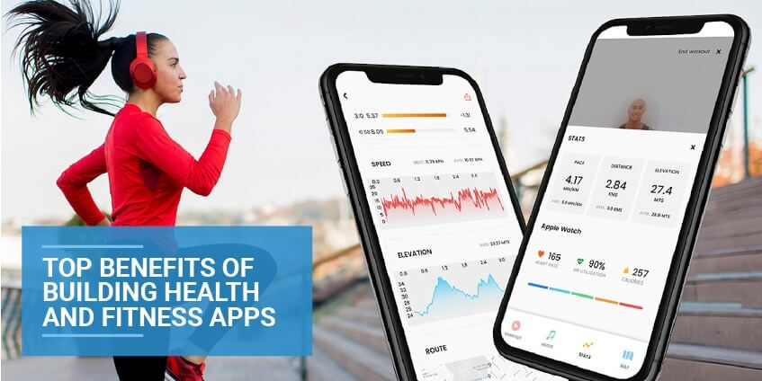 building health and fitness app