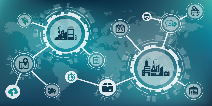 Connected Supply Chains