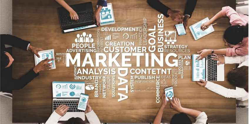 Marketing and Advertisements
